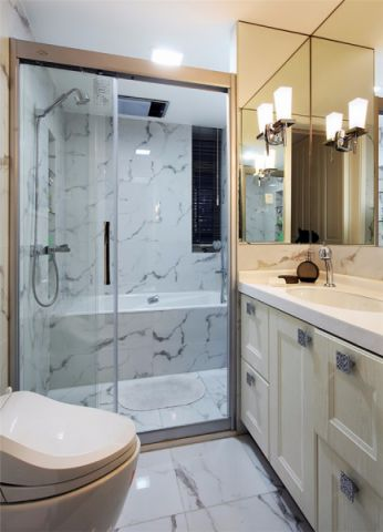 卫生间中式风格装修设计图片