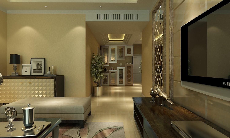 2室1卫1厅现代风格