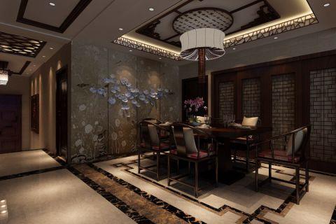 中式风格的表现特点及手法 中国传统的室内设计融合着庄重和优雅的双重品质。从室内空间结构来说,以木构架形式为主。以显示主人的成熟稳重。 家具陈设讲究对称,重视文化意蕴;配饰擅用字画、古玩、卷轴、盆景,精致的工艺品加以点缀,更显主人的品位与尊贵,木雕画以壁挂为主,更具有文化韵味和独特风格,体现中国传统家居文化的独特魅力。