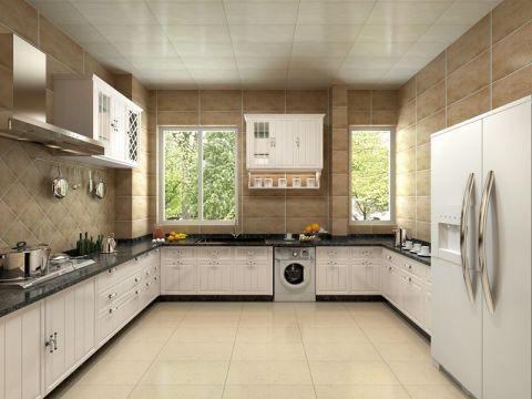 厨房简约风格装修效果图