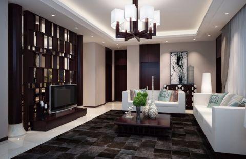 彩丽园新古典二居室装修图片