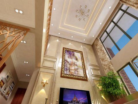 2020新中式110平米装修图片 2020新中式三居室装修设计图片