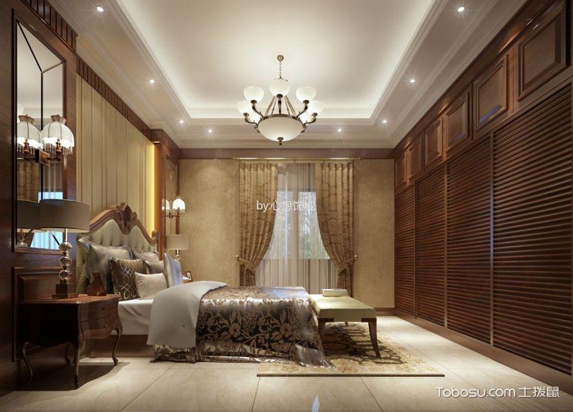 2020新古典卧室装修设计图片 2020新古典设计图片