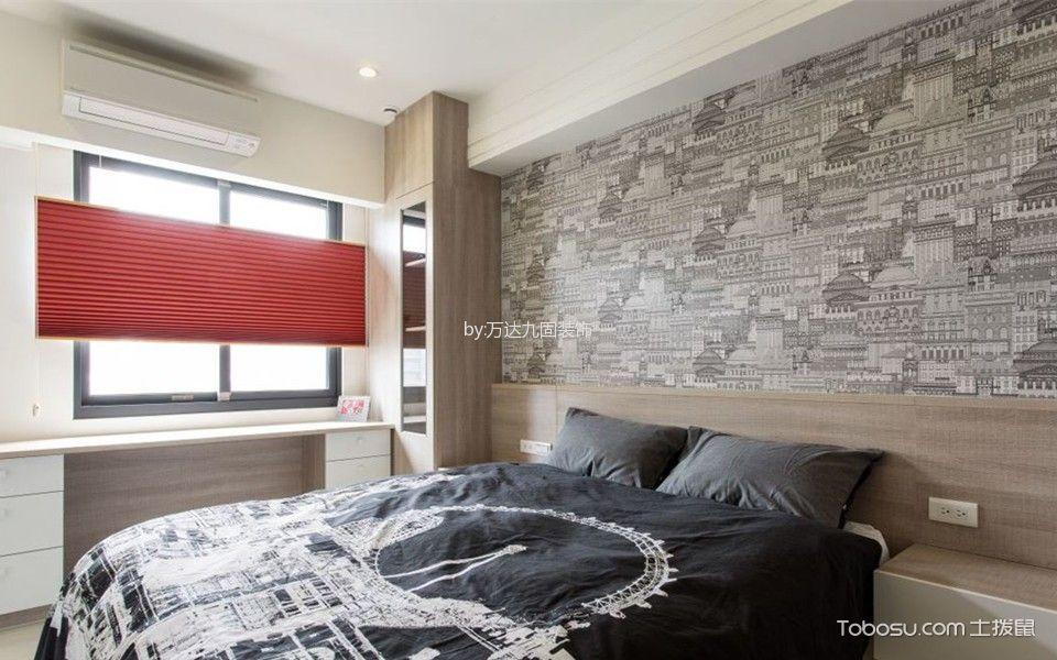 2020美式卧室装修设计图片 2020美式背景墙装修设计