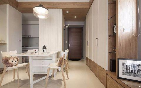 2021混搭90平米效果图 2021混搭二居室装修设计
