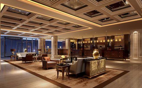 广州淘金酒店工装u乐娱乐平台设计案例