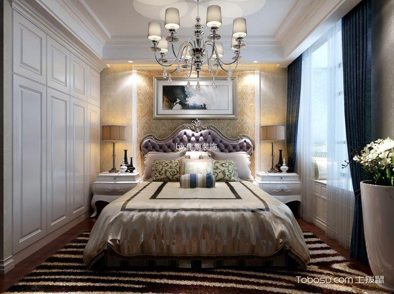 2020简欧卧室装修设计图片 2020简欧背景墙装修设计