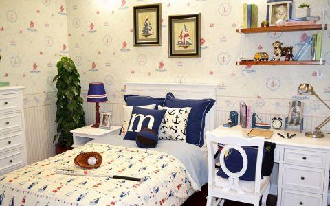 2020新古典儿童房装饰设计 2020新古典背景墙装修设计