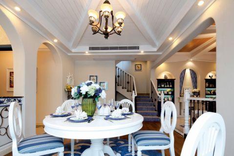 简约餐厅地中海优乐娱乐官网欢迎您图片