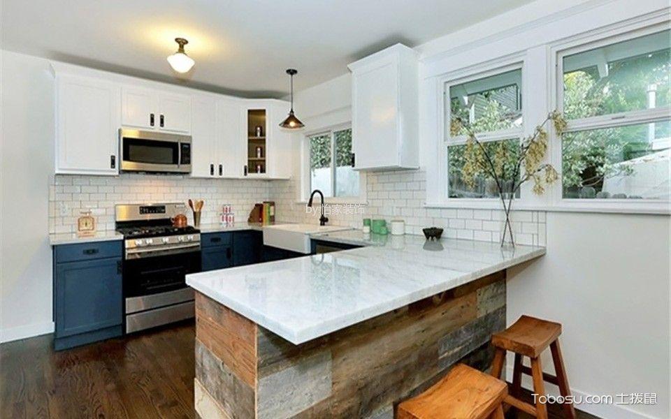 8w8 打造北欧风格开放式厨房设计