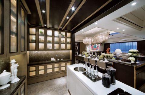 香浓黑咖啡—美伦浩洋公寓效果图