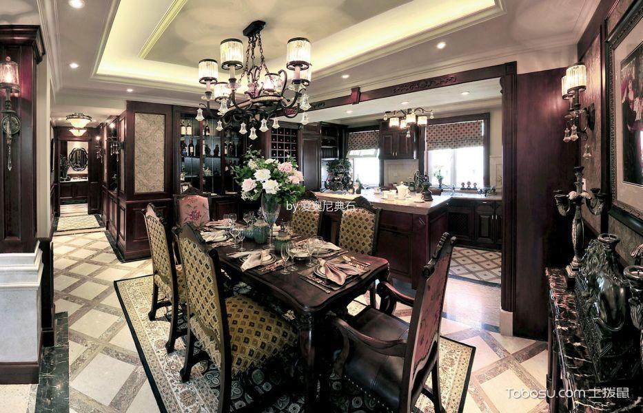 成都中海城南华府--古典公寓效果图