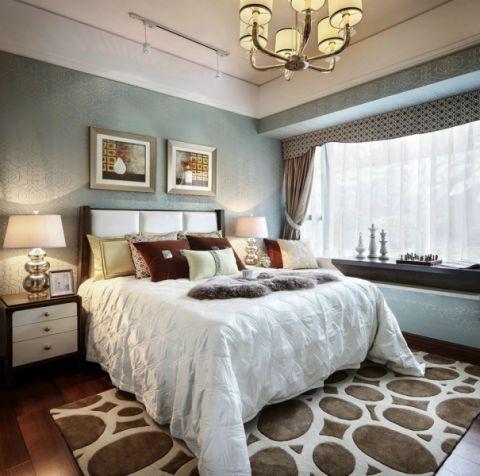 在居室风格的娇艳风潮中,看惯了奢华的法式空间后,一种退脱传统的现代空间油然而生。法式也可以很现代,也可以很自然。本案设计师以经典颜色为依托,大范围使用现代时尚的软装元素,力求在简约与奢华中得到完美演绎。