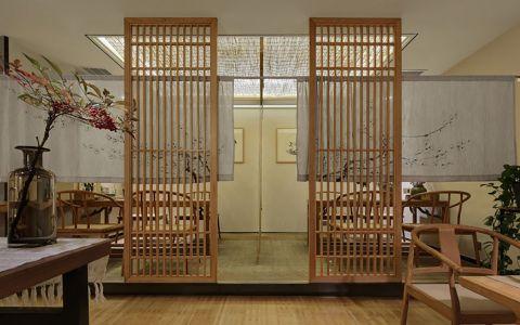 70平米茶馆设计装修实景图