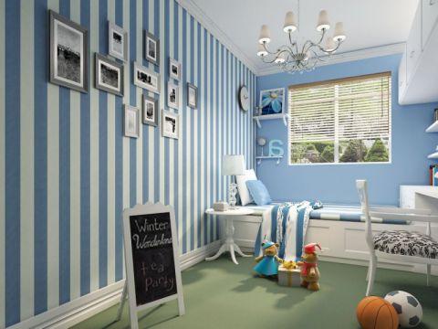 童年河三居室新古典的独特设计