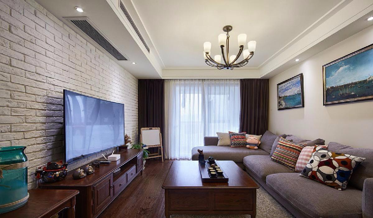 5室2卫3厅128平米现代简约风格
