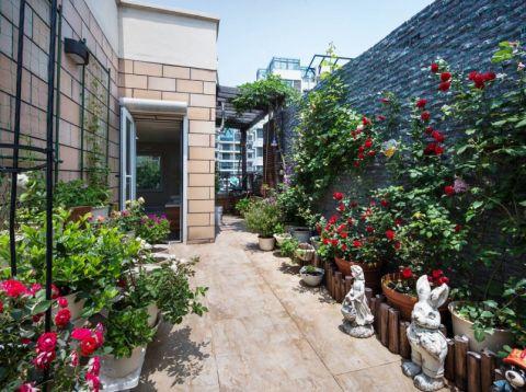 集景花园320平五室三厅极简主义风格实景图