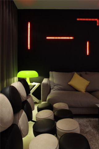 2021现代简约150平米效果图 2021现代简约套房设计图片