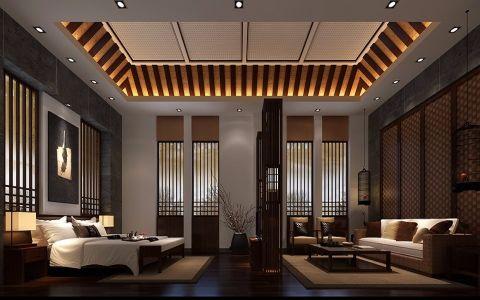 2021新古典240平米装修图片 2021新古典别墅装饰设计