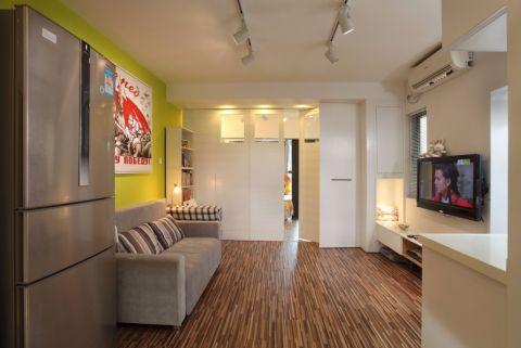 2021北欧110平米装修图片 2021北欧楼房图片