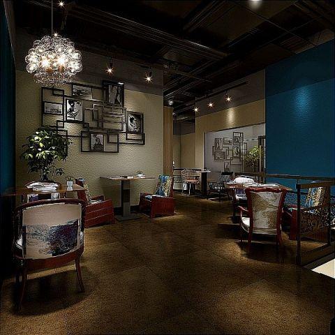 东莞大朗清吧咖啡厅装修效果图
