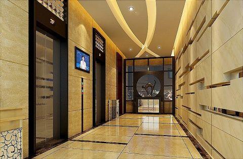 300万广西北海酒店装修效果图