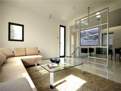 苹果公寓极简风格效果图