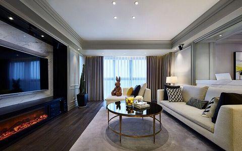 2021现代110平米装修图片 2021现代套房设计图片