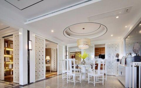 2021新中式100平米图片 2021新中式二居室装修设计