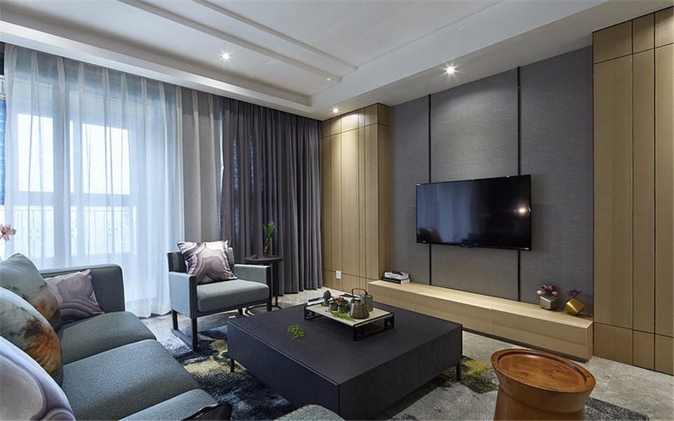 2室2卫2厅128平米中式风格