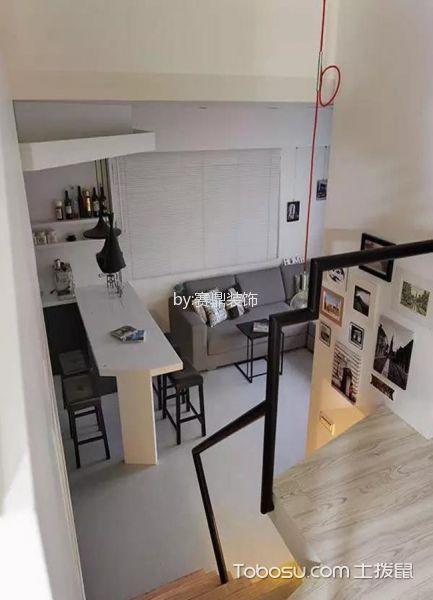 小户型变两房装修设计方案效果图