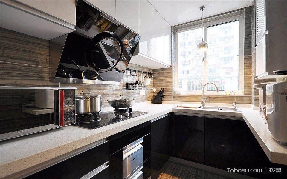 2020现代简约厨房装修图 2020现代简约吊顶图片