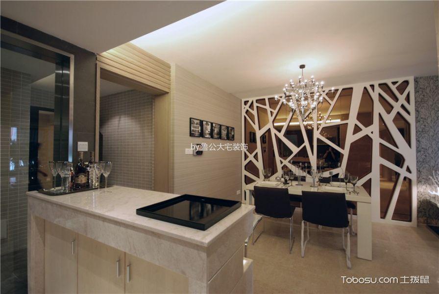 王家湾中央生活区现代风格118平全包7万