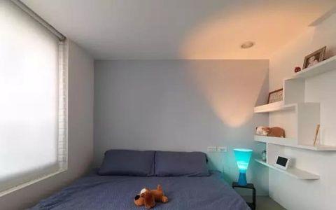小户型变两房装修设计方案