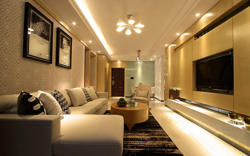 3室2卫2厅108平米现代简约风格