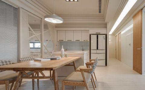 紫御江山80平米现代简约风格二居室装修效果图