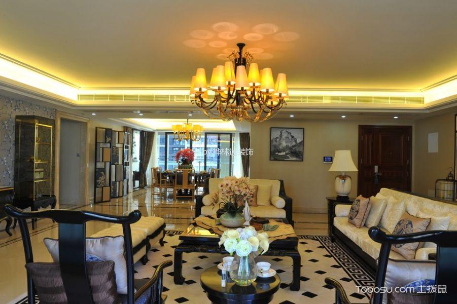 珠海五洲花城现代简约风格效果图