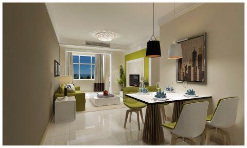 2020简约80平米设计图片 2020简约二居室装修设计