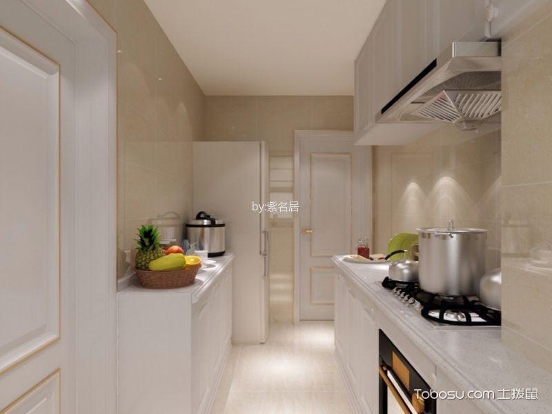 2020现代简约厨房装修图 2020现代简约门厅装修图片