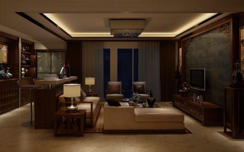 中铁-瑞景澜庭150平米新中式