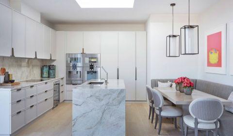 厨房吊顶欧式风格装饰图片