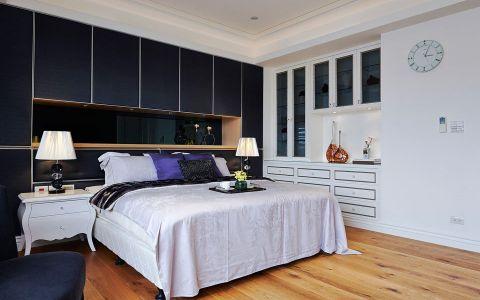 卧室混搭风格装修图片