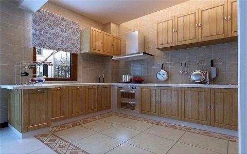 厨房隔断现代简约风格装潢图片