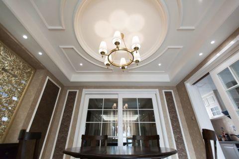 玄关吊顶美式风格装饰效果图
