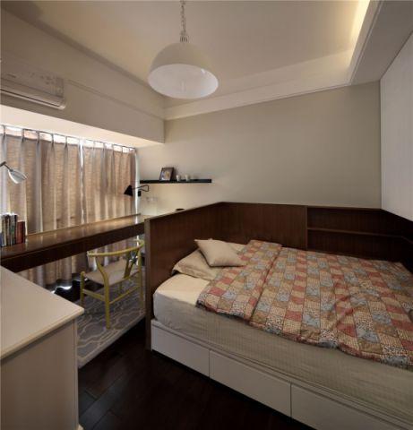 2020新古典110平米装修设计 2020新古典二居室装修设计