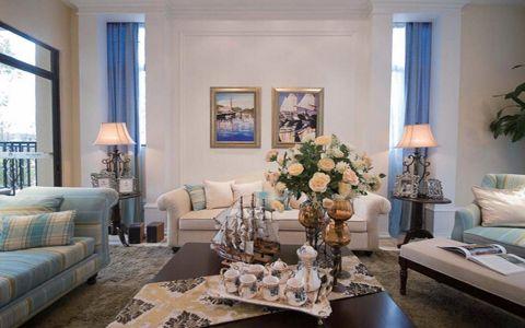 2020地中海100平米图片 2020地中海二居室装修设计