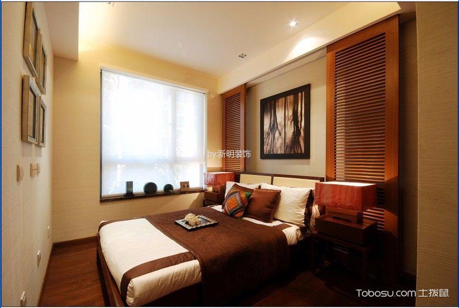 卧室 窗台_金都华庭150平四居室半包简中风格装修设计图