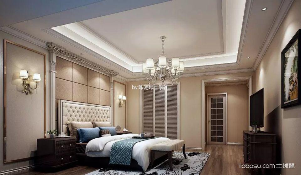 卧室装修实景图片