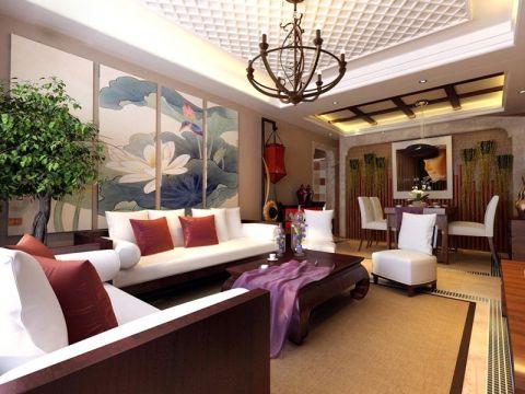 紫金城东南亚风格效果图