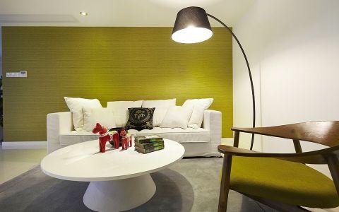 6.5万打造89平北欧现代两居室